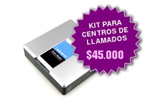 Kit Centro Llamados